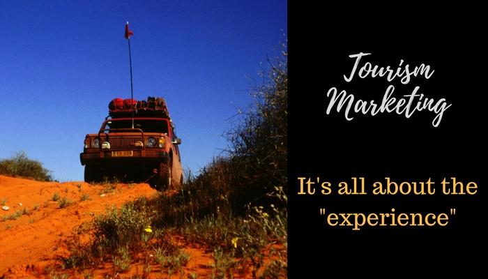 Tourism Marketing-Niche Markets